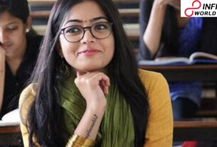 According To Google Rashmika Mandanna is the National Crush