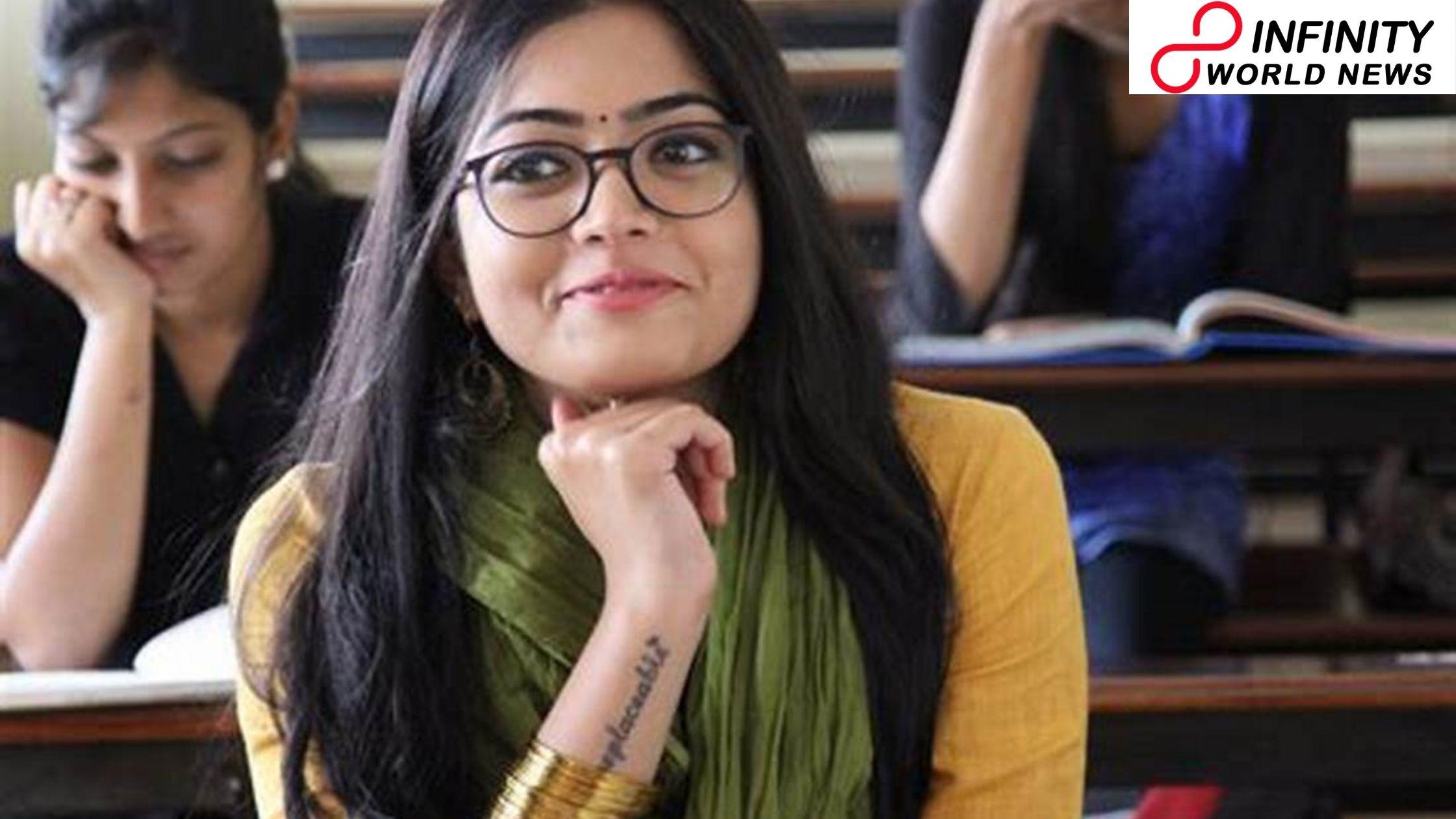 According To Google Rashmika Mandanna is the National Crush