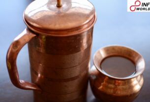 Advantages of Drinking Water in Copper Glass or Jug