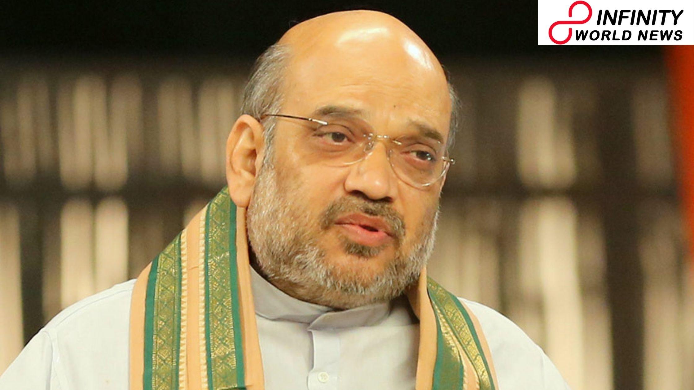 Amit Shah in Chennai