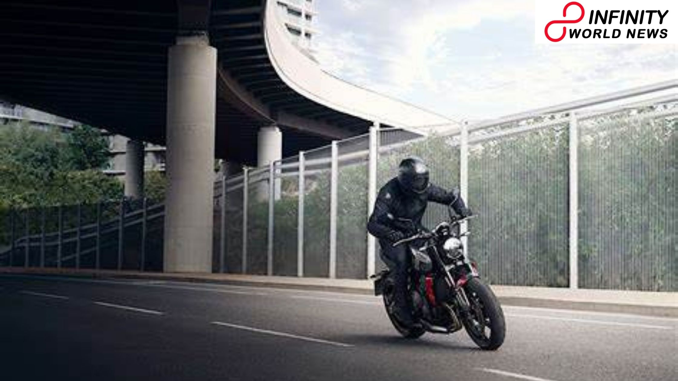 Are you booking a Triumph Trident 660