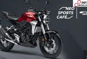 BS6 Honda CB300R To Be The Next Honda BigWing Launch
