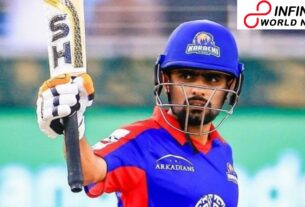Babar Azam drives Karachi to lady Pakistan Super League title