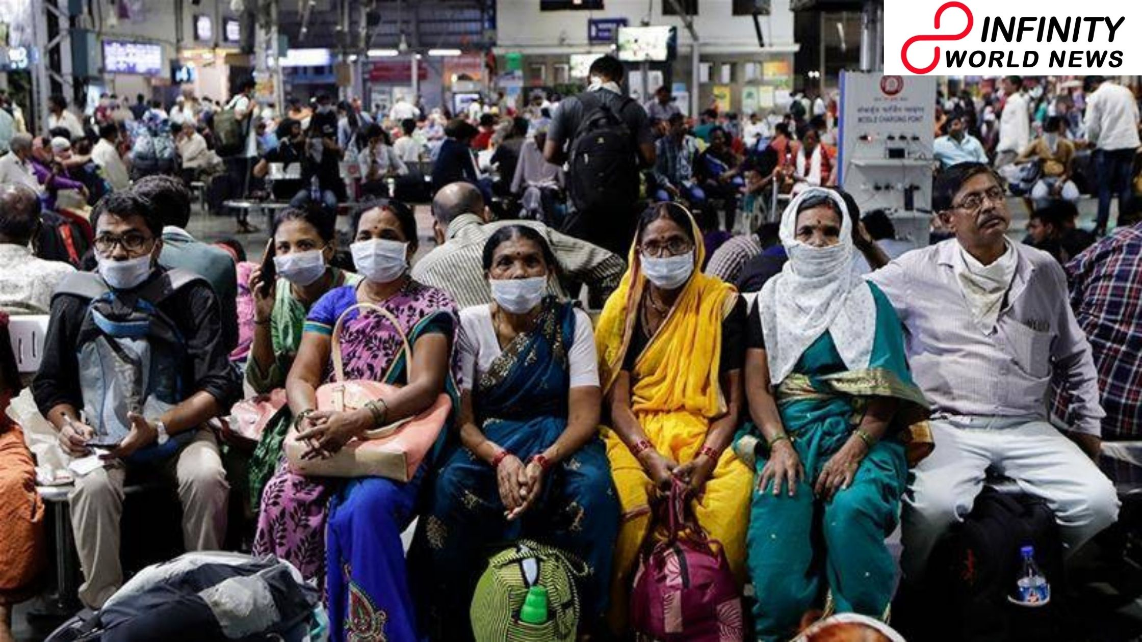 Chinese scientists currently guarantee COVID-19 infection started in India