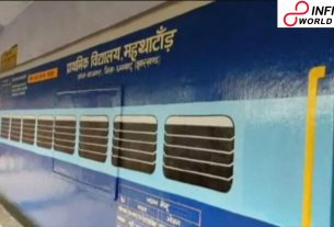 Dhanbad school transformed into traveller train to pull in more understudies