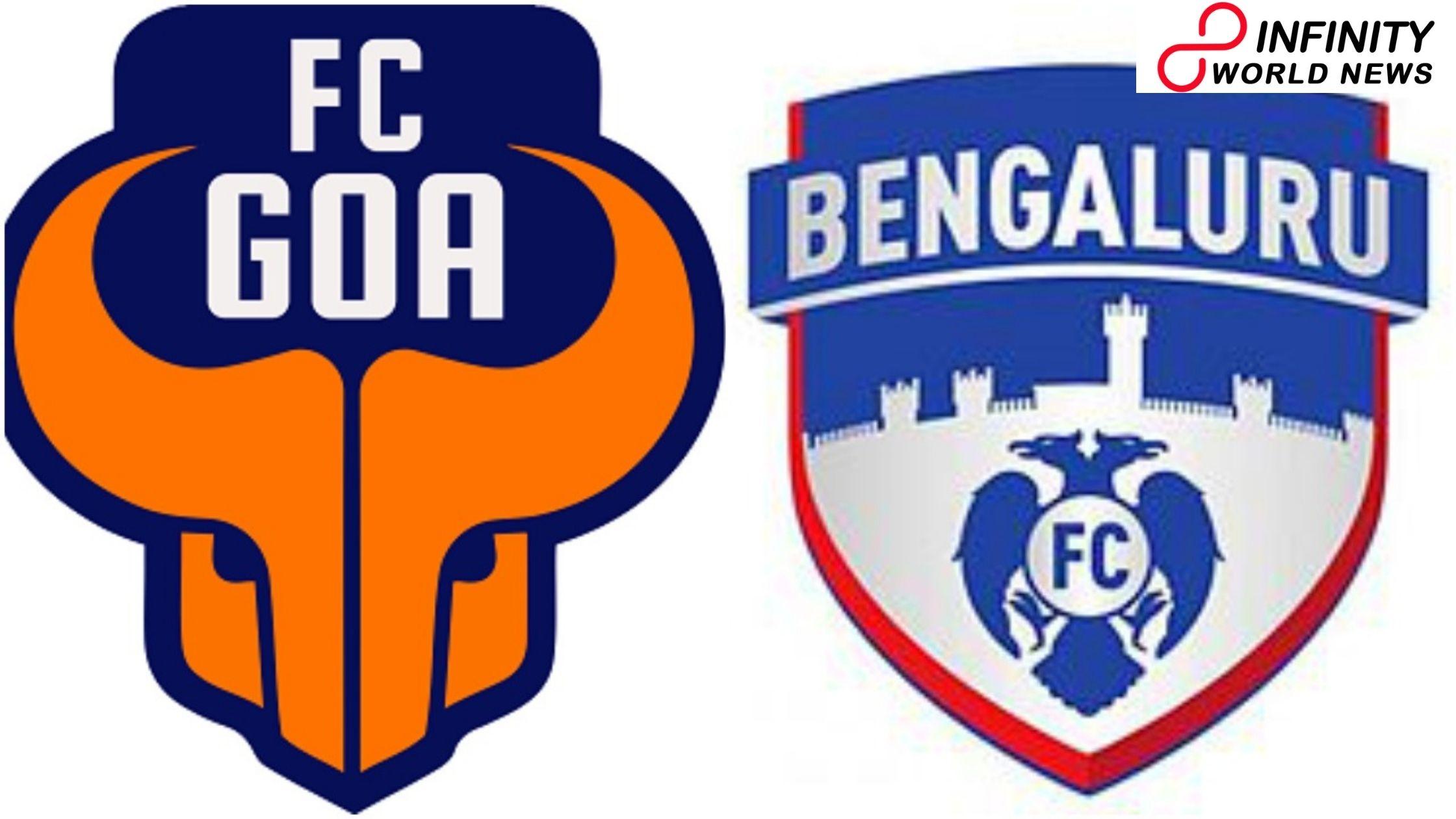 FC Goa Bengaluru FC share ruins after 2-2 draw at Fatorda