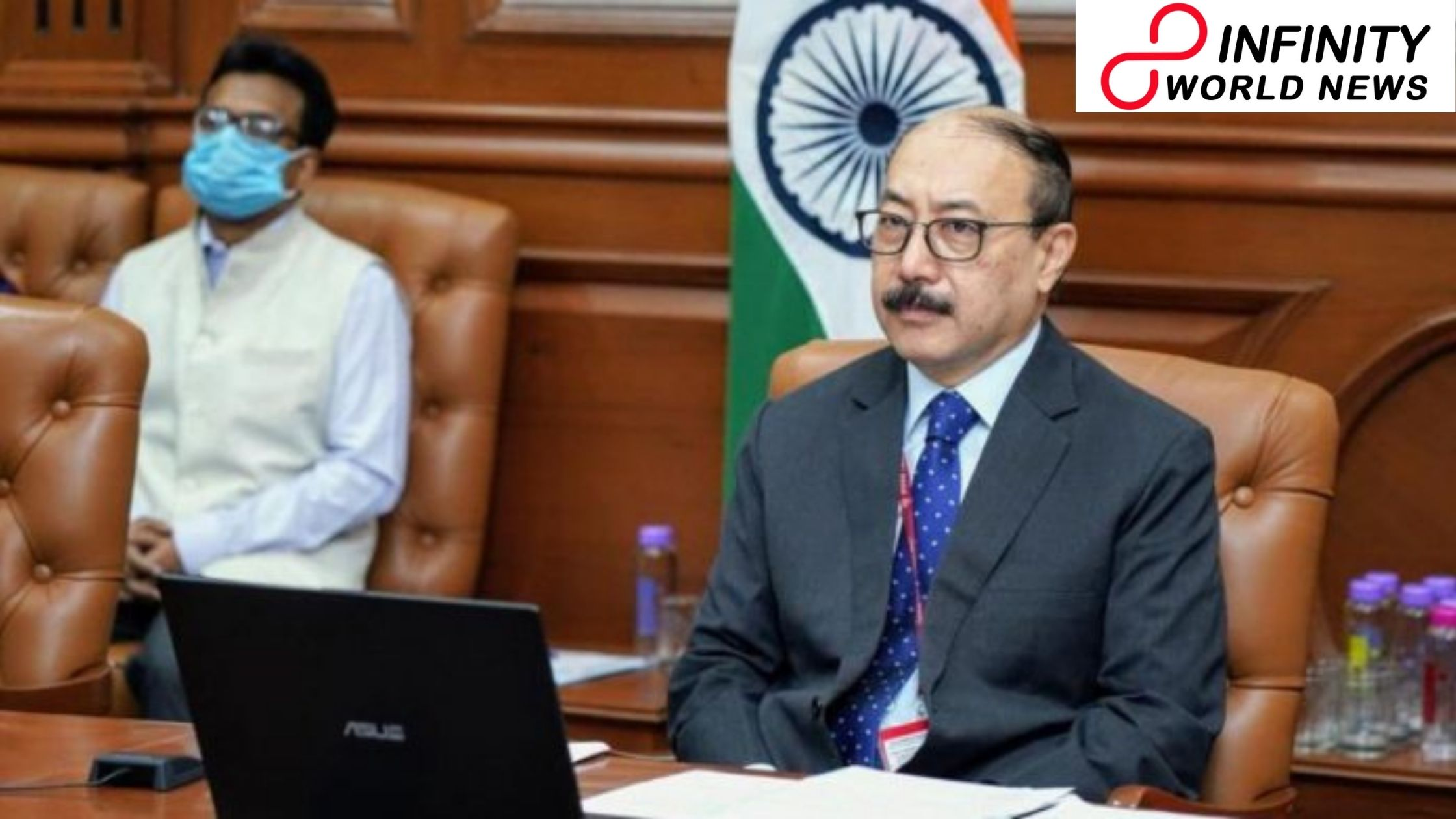 Foreign Secretary briefs ministers on militant terrorist plot thwarted by India