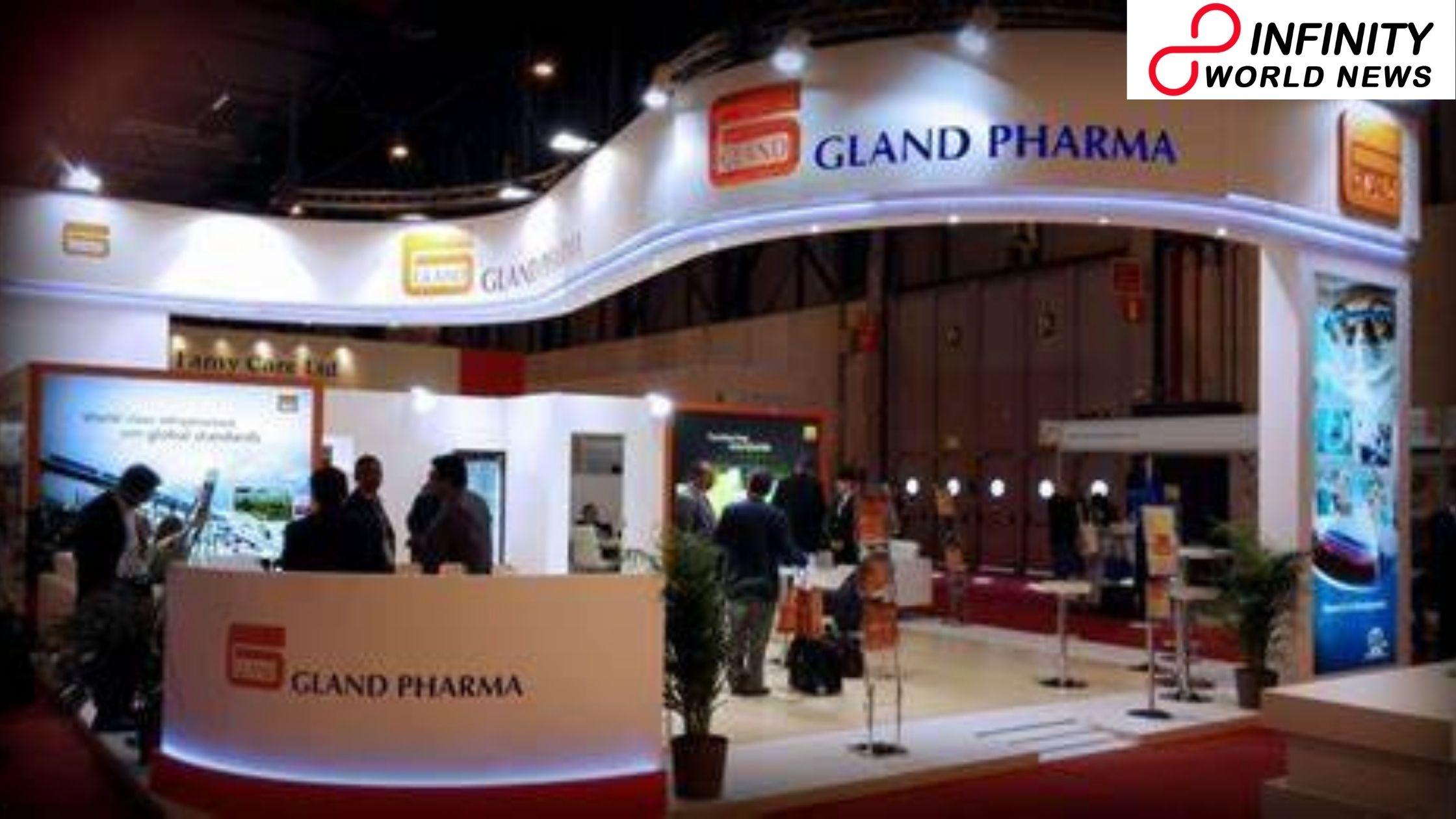 Gland Pharma IPO opens tomorrow