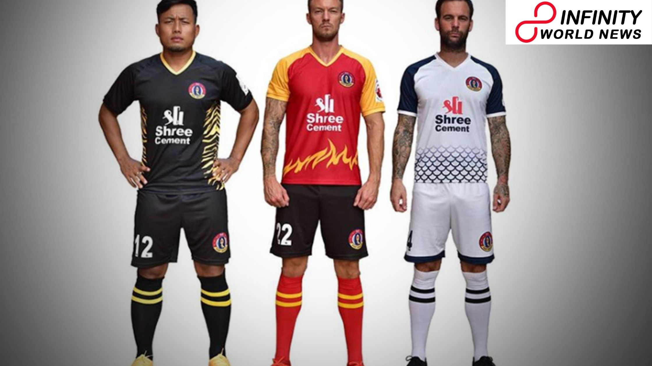 ISL 2020-21_ SC East Bengal Launch Kits, Retains Iconic Jersey Colors for Home Games