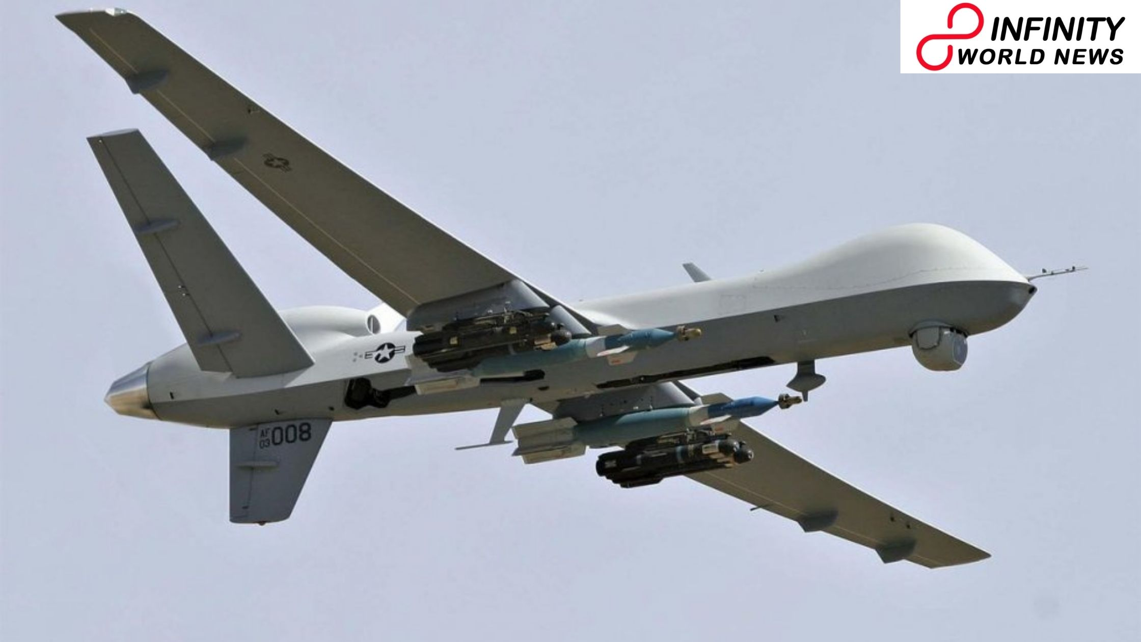 India leases Hi-tech US maritime drones to help reconnaissance, intel