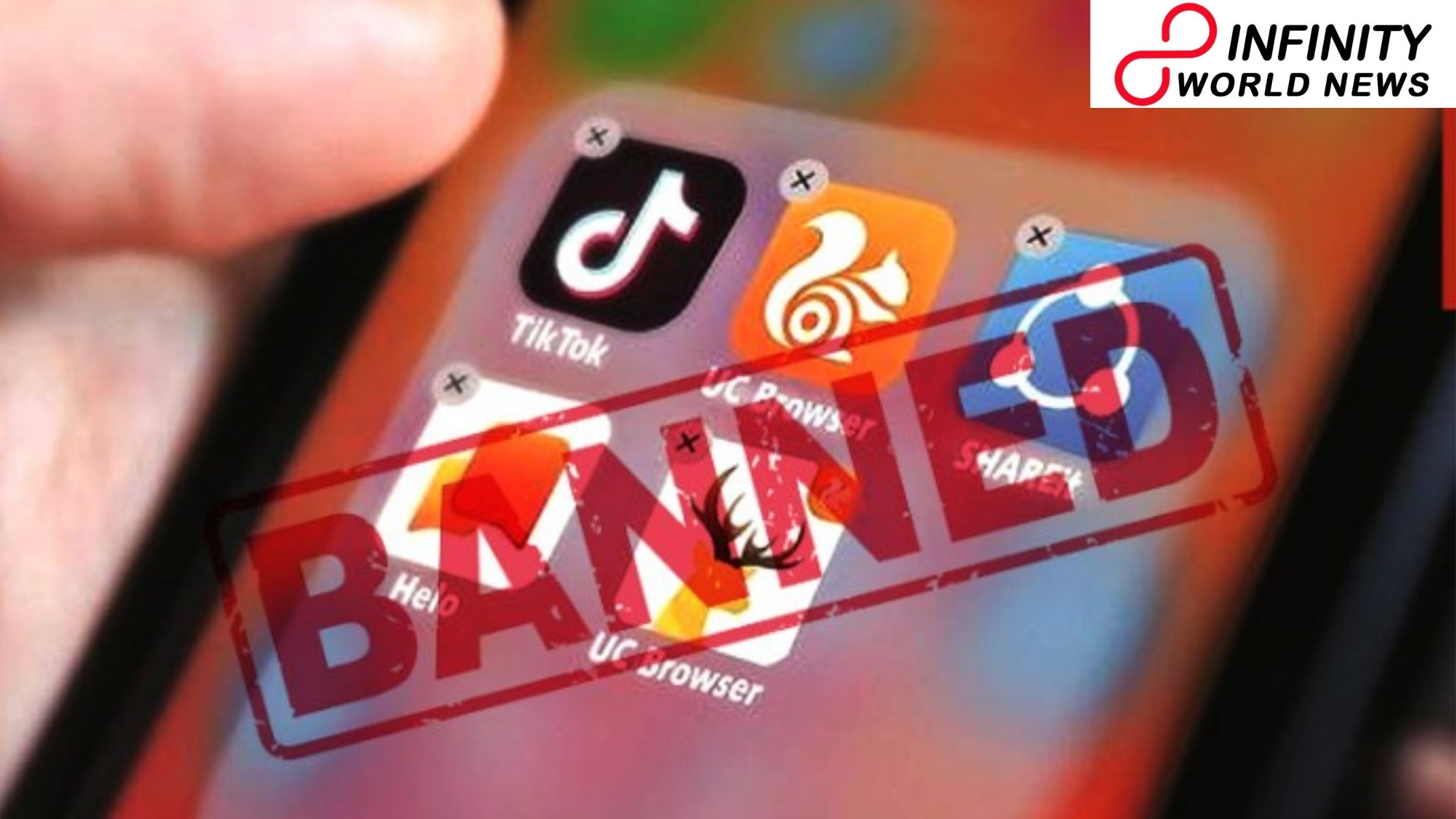 India s November 24 ban on Chinese applications is the fourth strike
