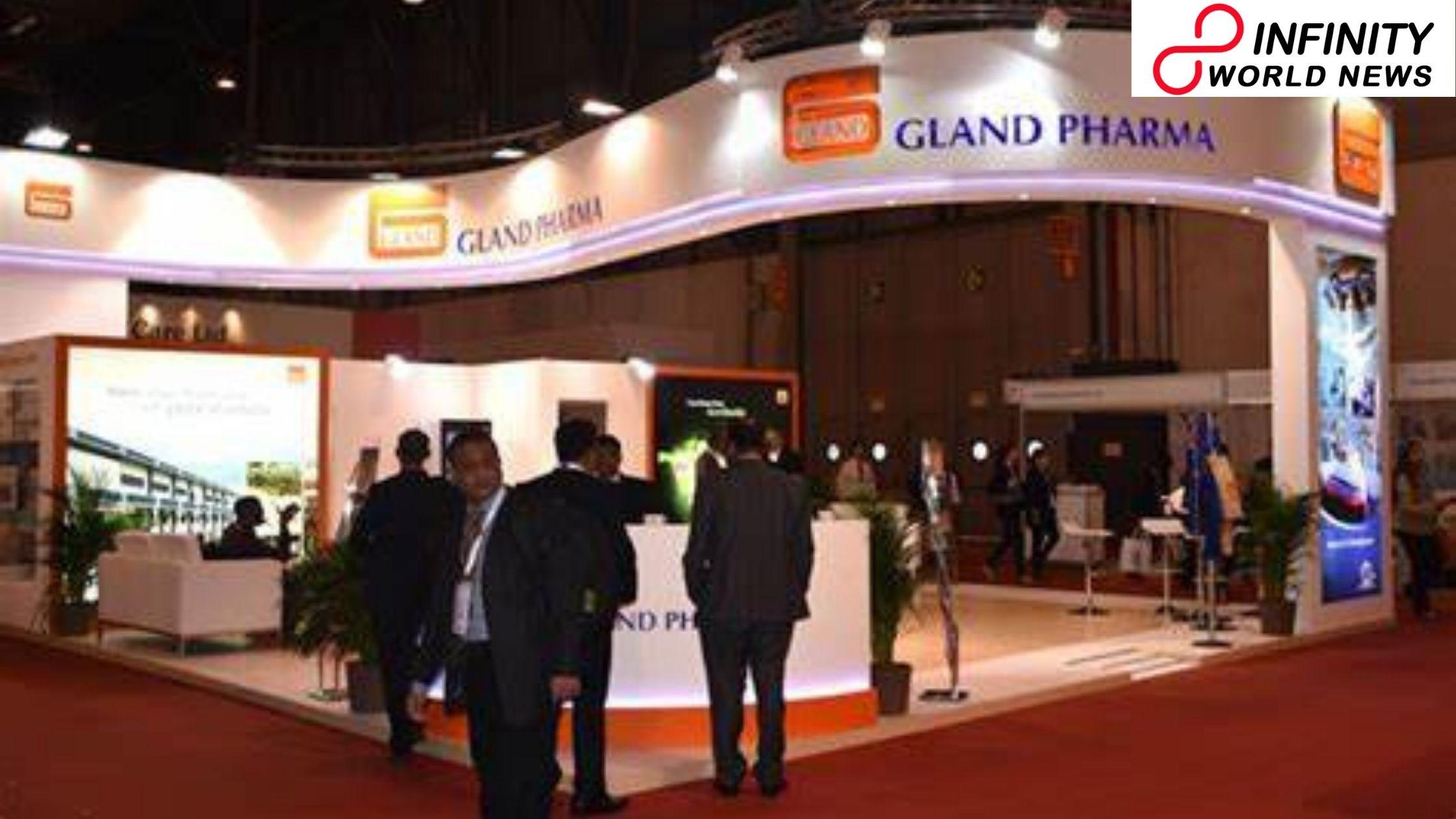 Initial public offering bound Gland Pharma eyes China, Africa market section