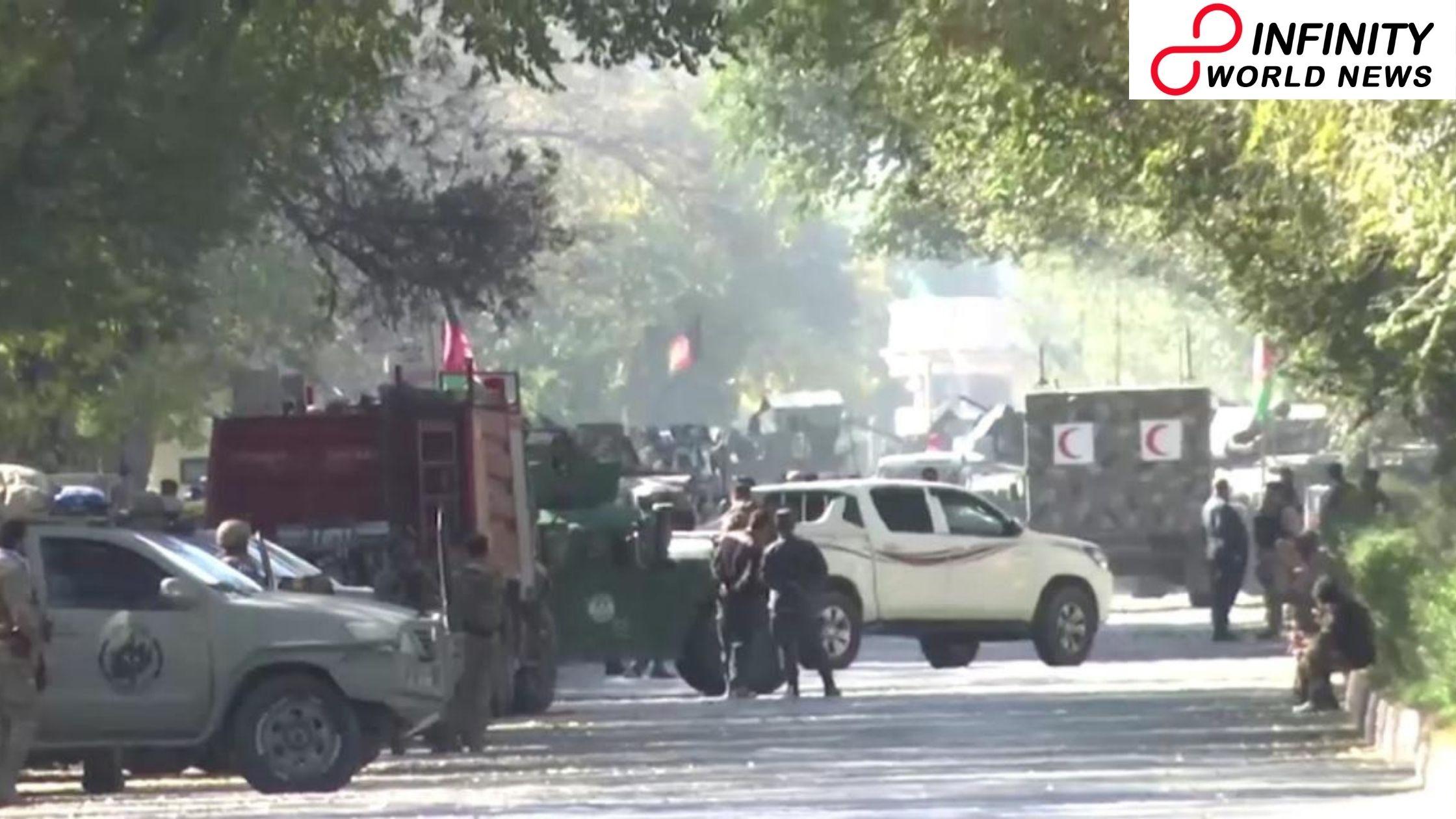 Kabul University attack_ Nineteen dead, more injured