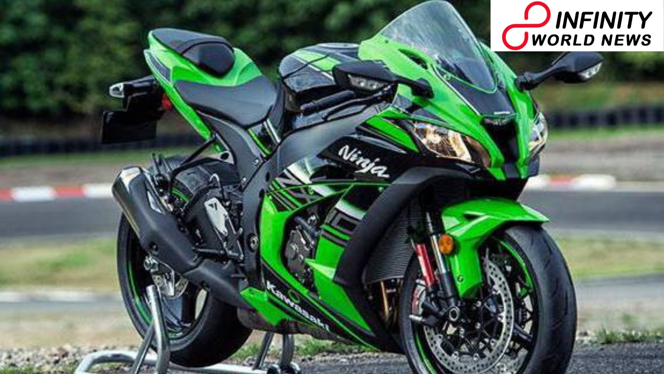 Kawasaki gets the caps off the NEW ZX-10RR machine