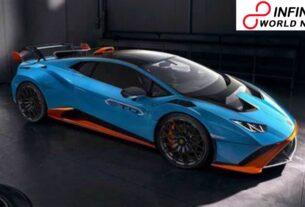 Lamborghini Reveals The New Huracán STO