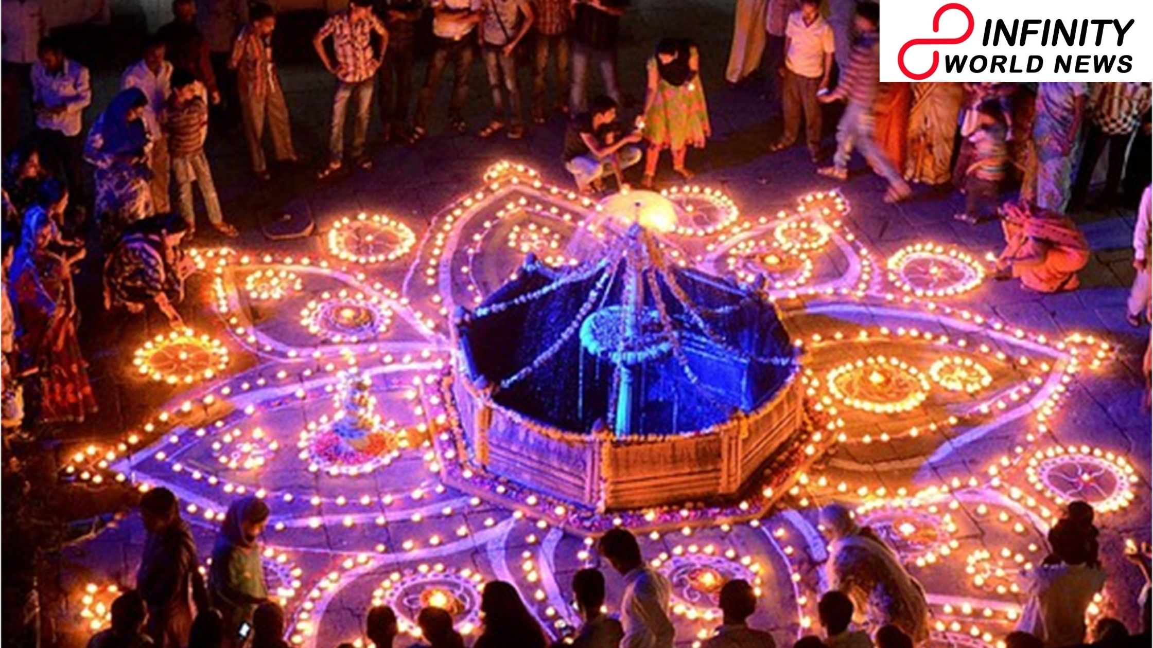 Managing consume wounds on Diwali
