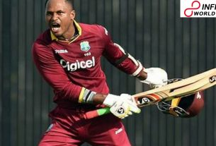 Marlon Samuels reports retirement from all types of cricket