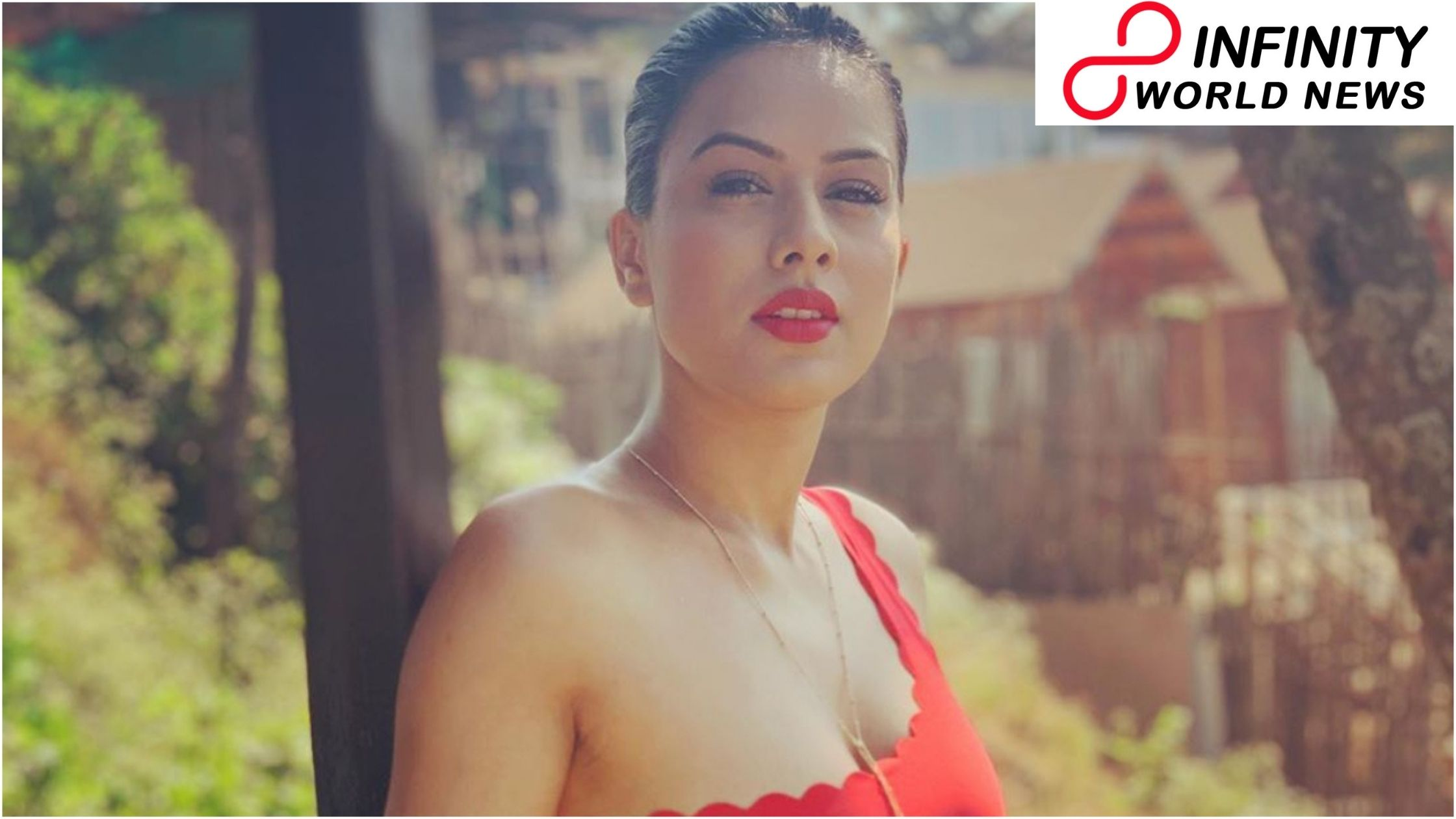 Nia Sharma Sets Fire On Internet With Her Bikini Pictures From Goa