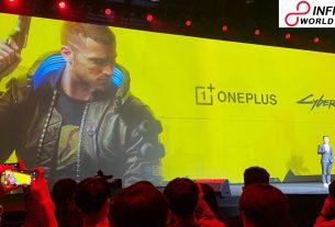 OnePlus 8T Cyberpunk Edition