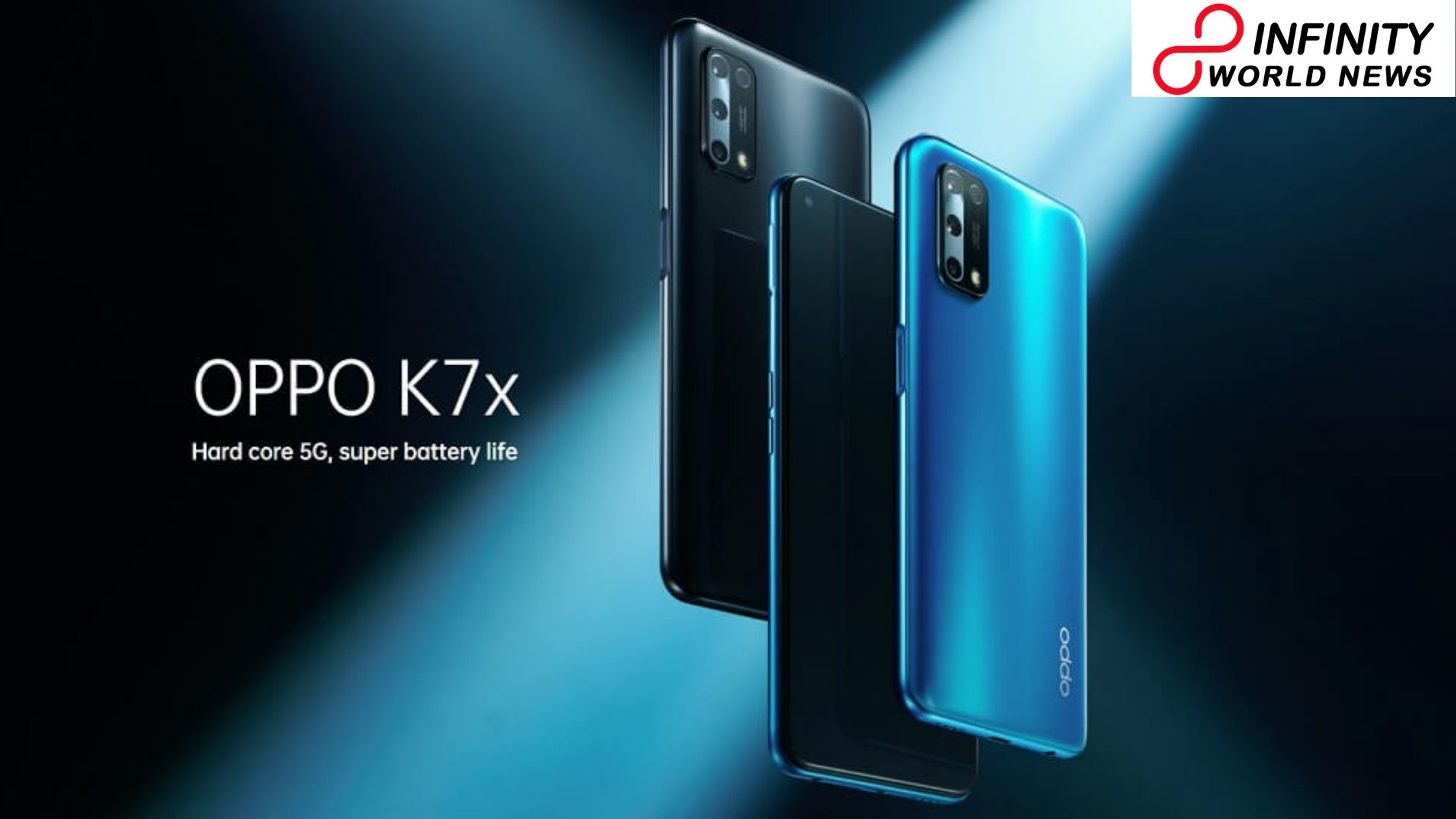 Oppo K7x Among 5G Support, Quad Rear Camera Setup, 90Hz Display Ejected