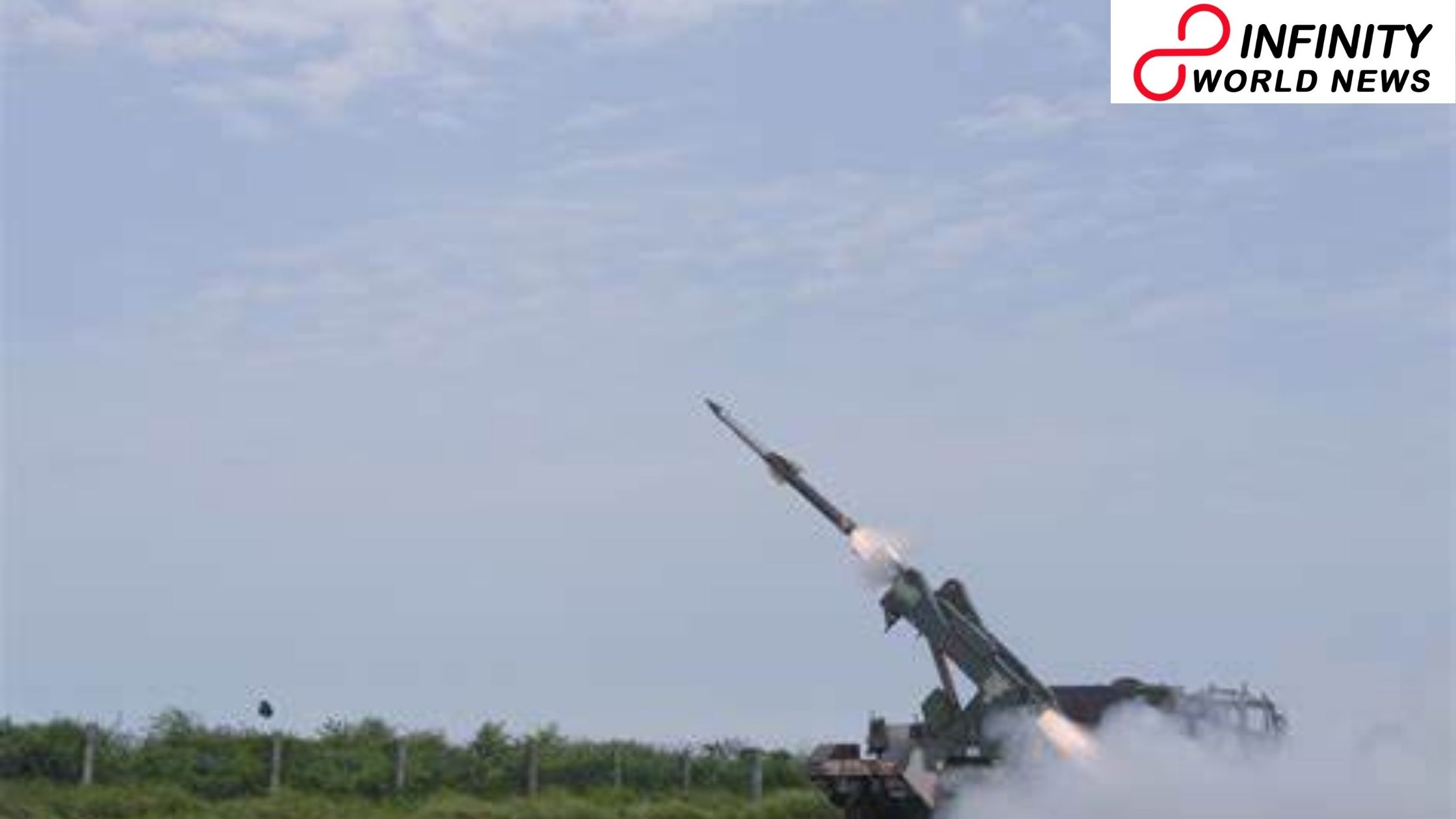 Quick Reaction Surface to Air Missile
