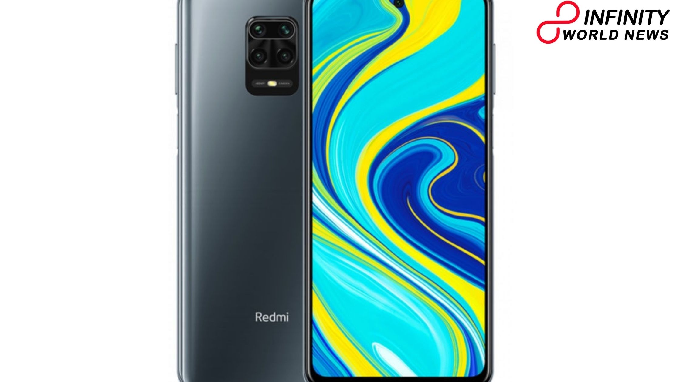 Redmi Note 9 5G Series Retail Boxes Online