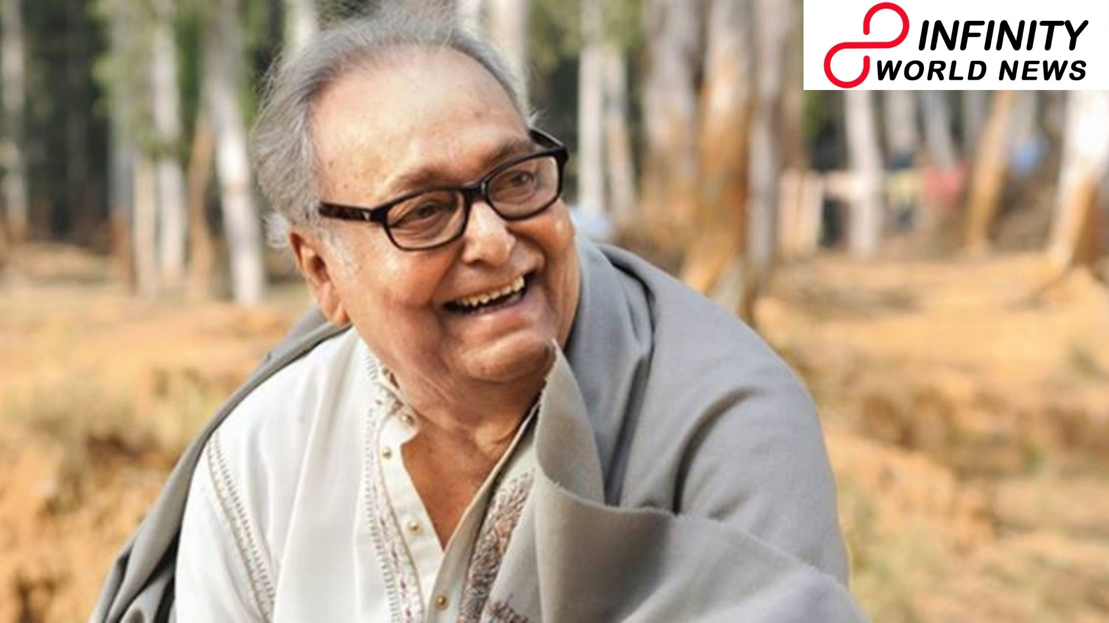 Soumitra Chatterjee India acting legend bites the dust, matured 85