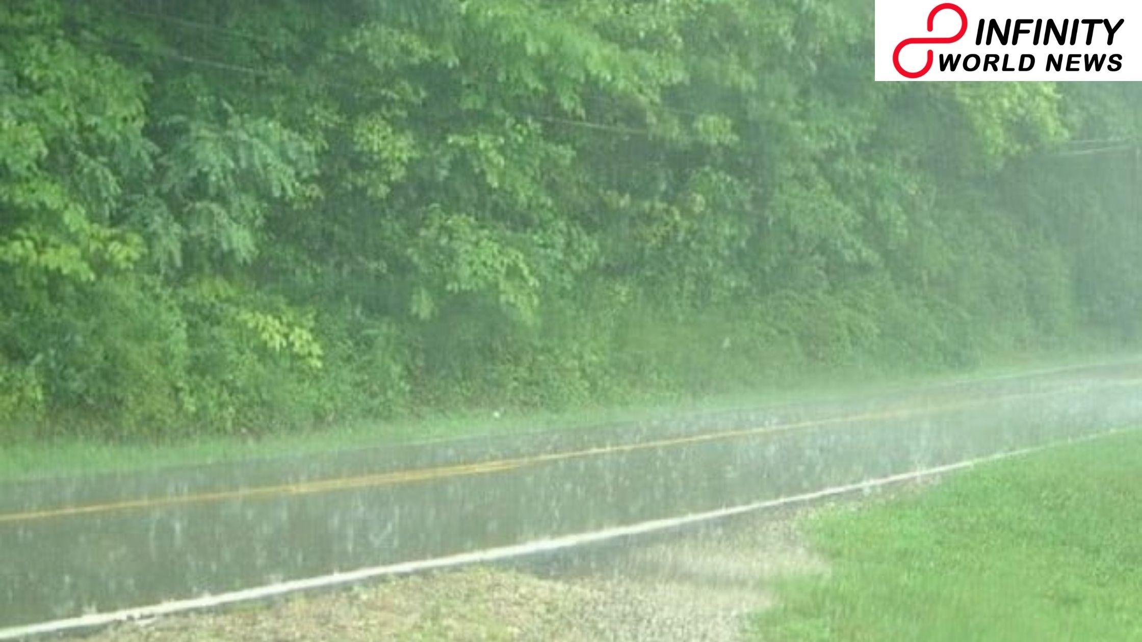 Substantial Rain Likely over Nagaland, Manipur, Tamil Nadu