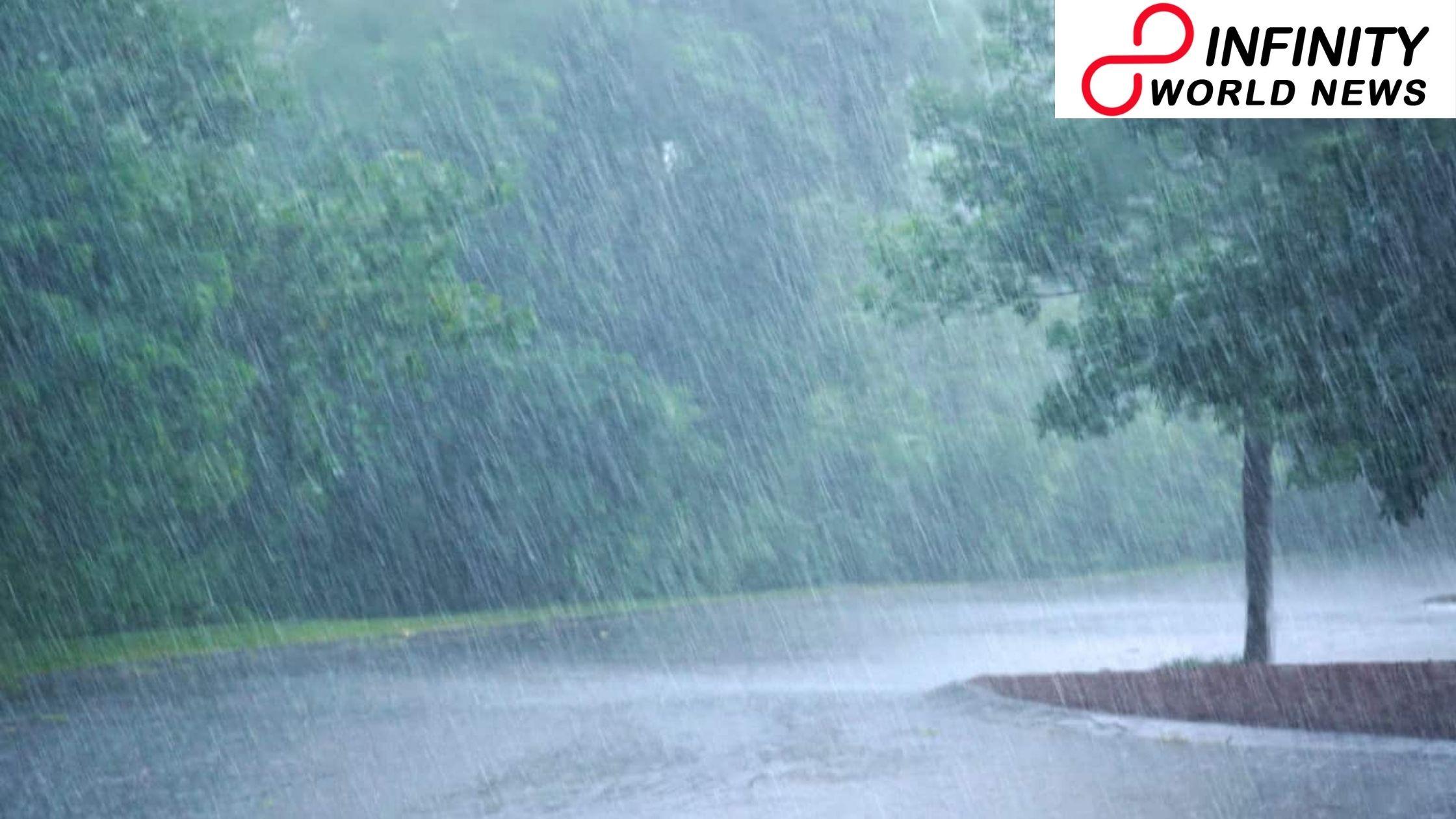 Substantial Rains to Lash Kerala on November 17-18