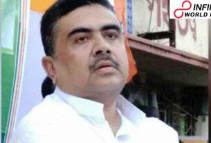 TMC pioneer Suvendu Adhikari leaves as state minister WB Guv affirms