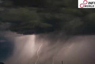 Thunderstorms, downpour conjecture for TN delta regions