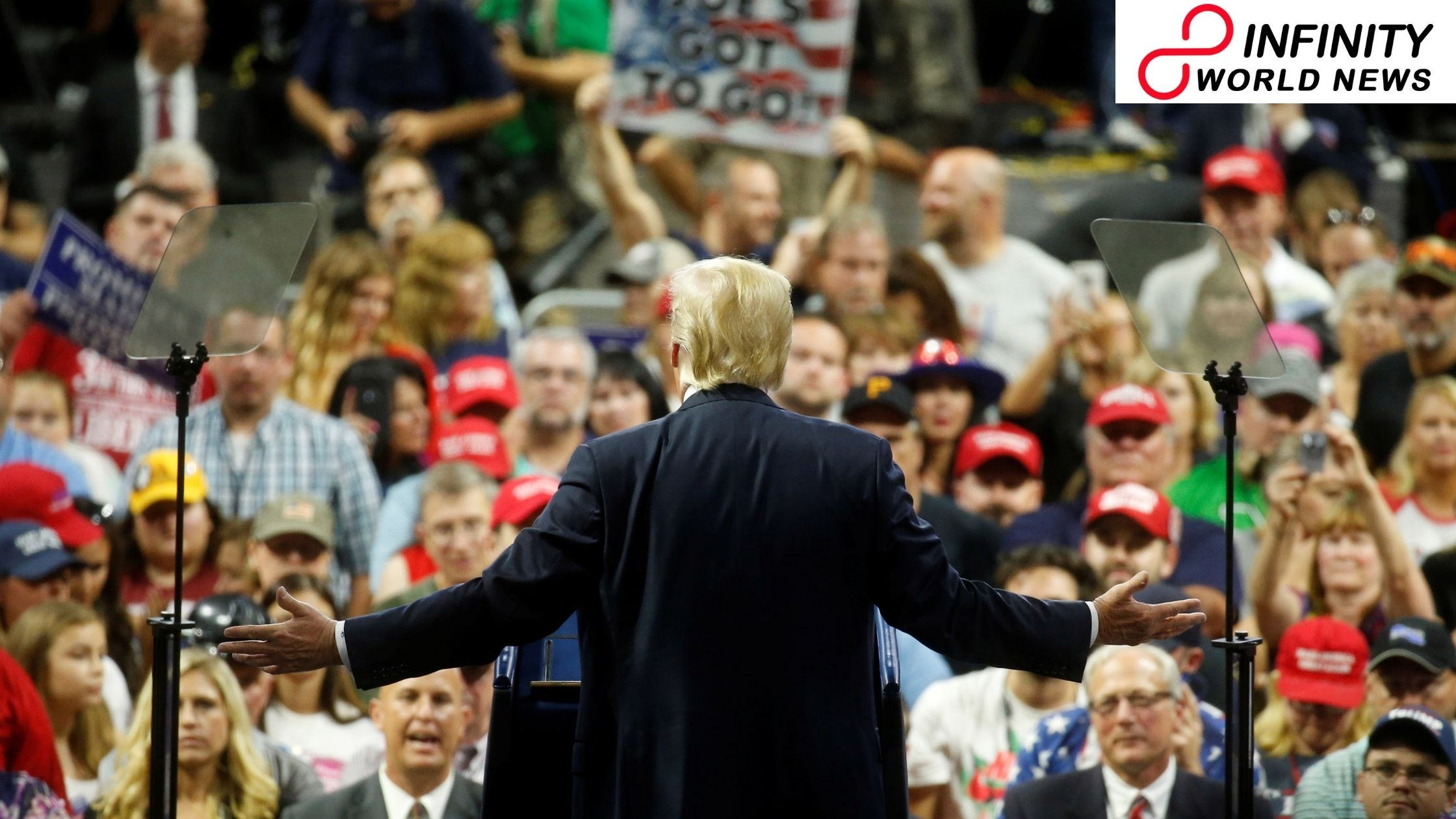 Trump Rallies May Have Driven To 30,000 COVID-19 Cases and More Further Than 700 Deaths