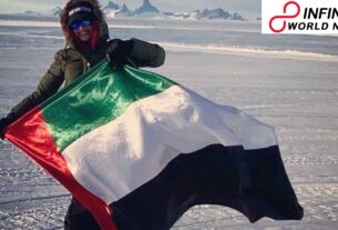 UAE Woman Sets Record by Traveling to 7 Continents in 3 Days