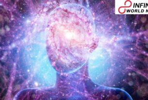 Universe is like a vast human brain