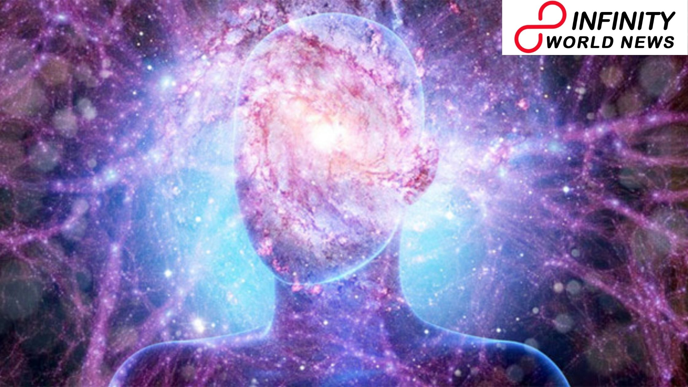 Universe is like a vast human brain