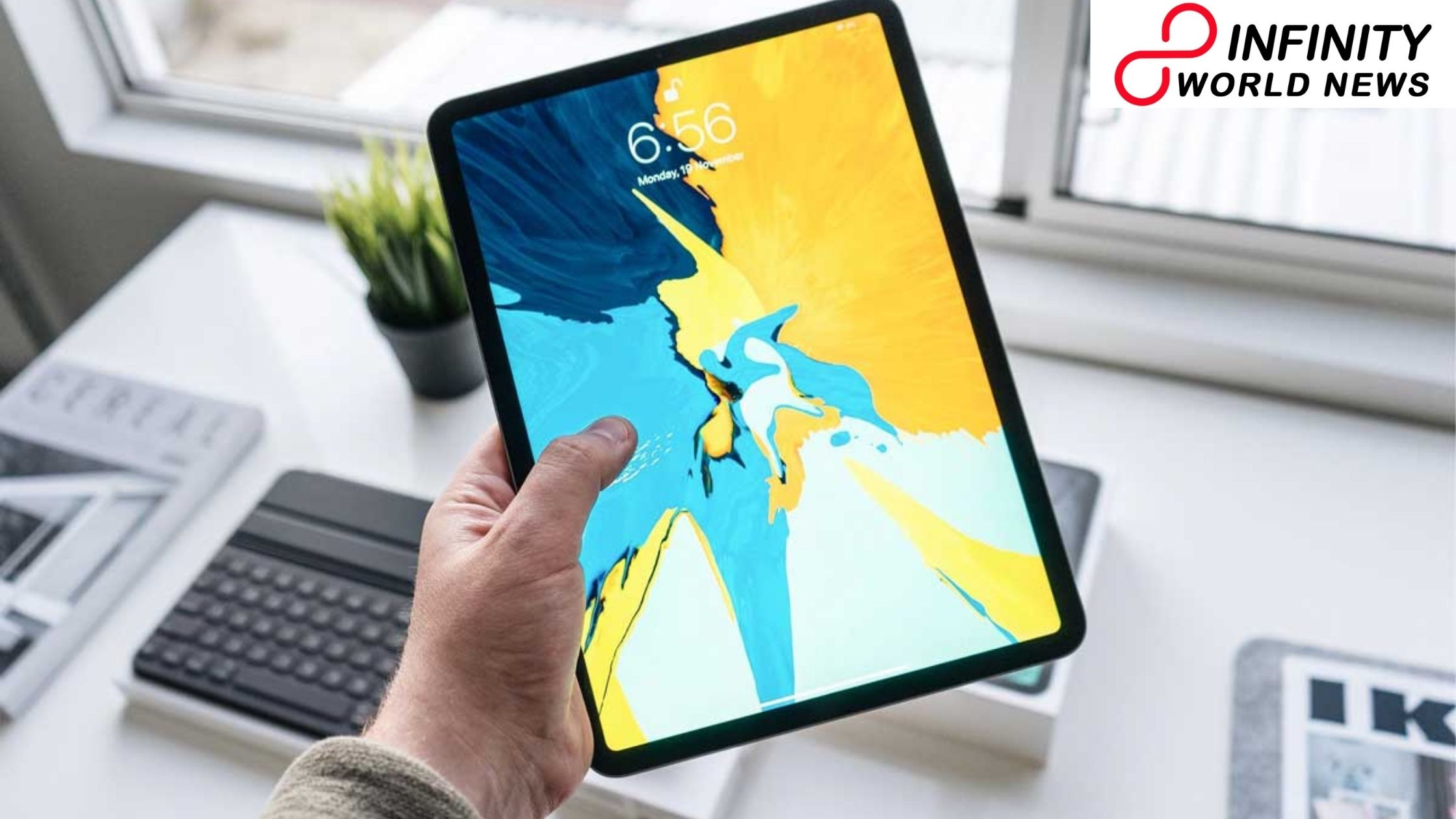 iPad Pro Including OLED Display Reportedly Appearing In Late 2021