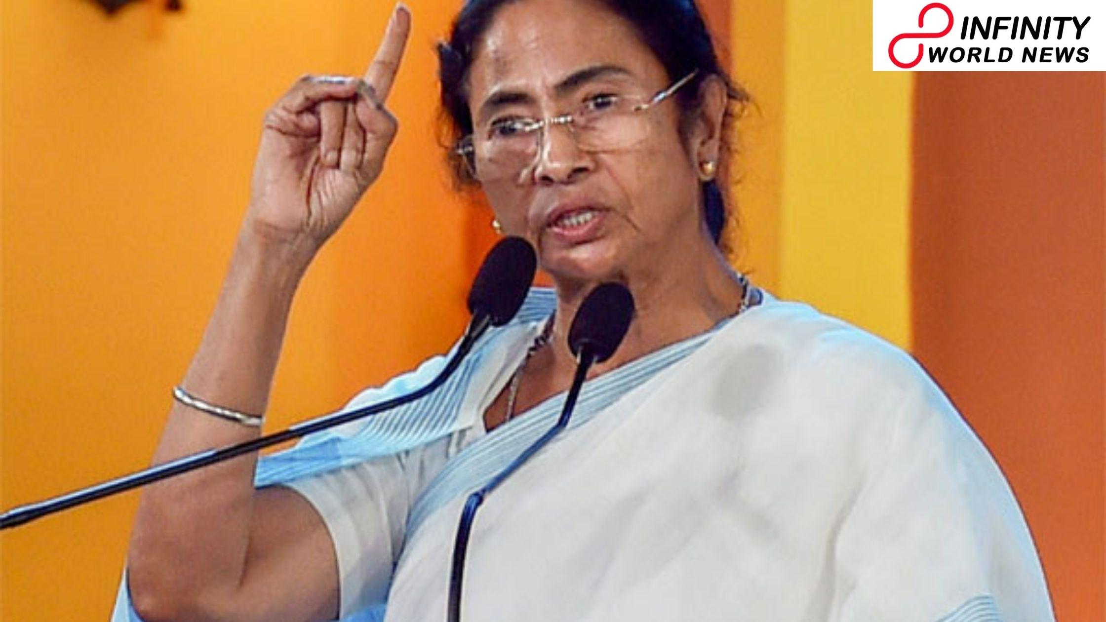 whether BJP captures me I guarantee TMC triumph in surveys Mamata