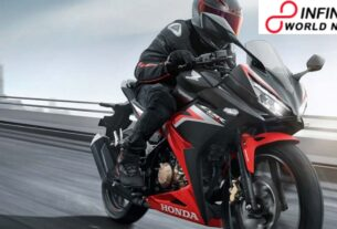 2020 Honda CBR150R dispatched in Thailand to match Yamaha R15 V3
