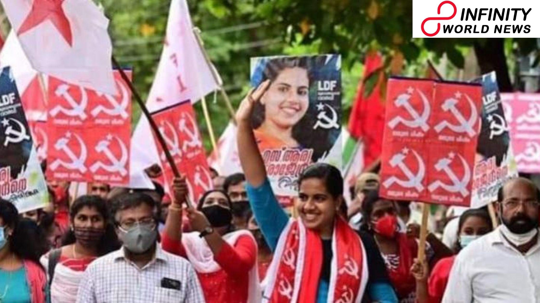 21-year-old Arya Rajendran set to turn into India's most youthful mayor