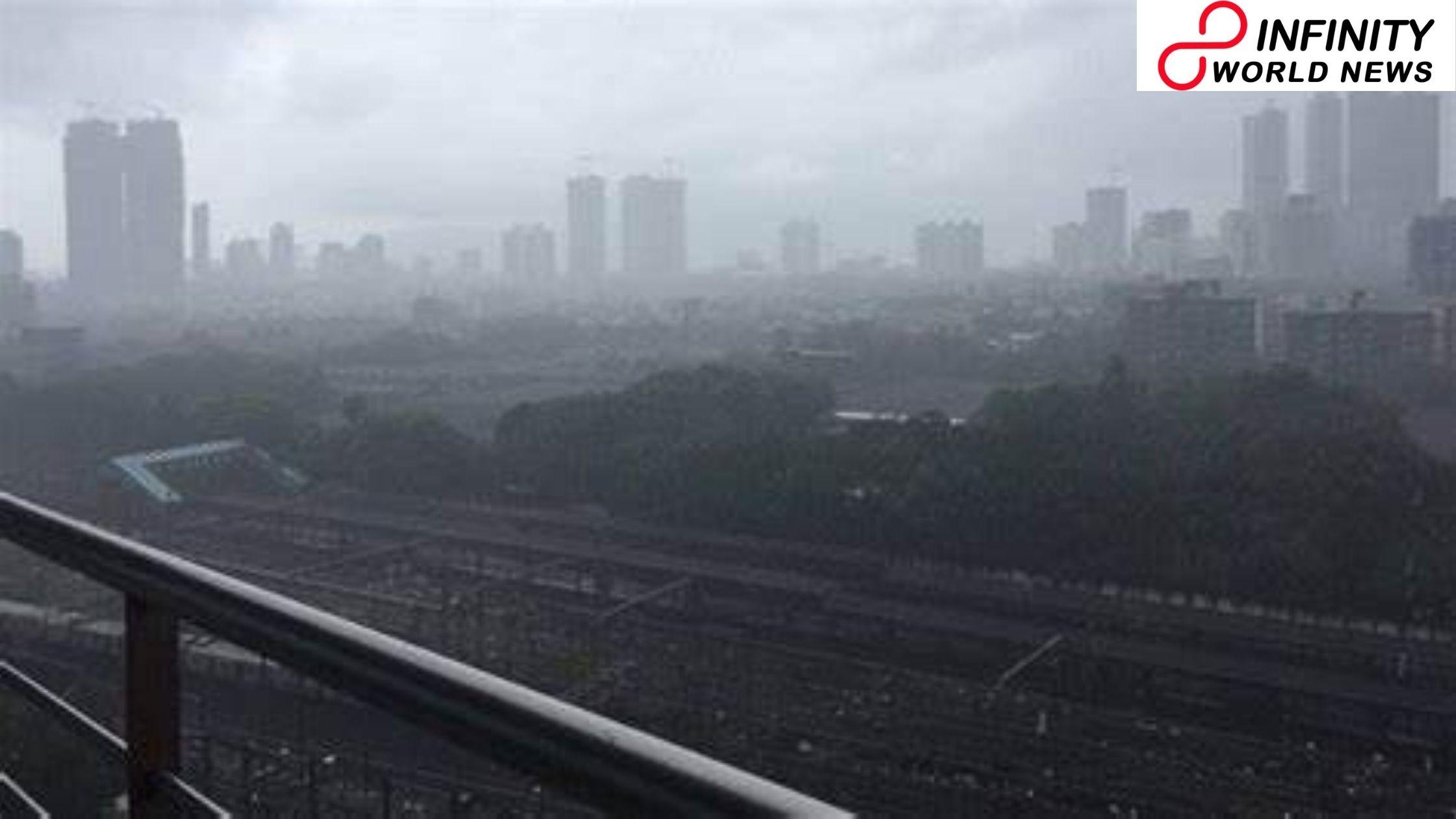 A Nip into the Air toward Mumbai as Nighttime Temperatures Fall Under 15°C