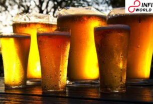 Be careful! Simply a large portion of a beer can be risky for wellbeing