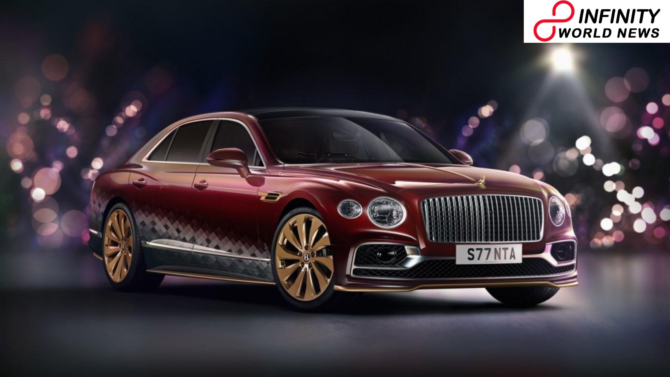 Bentley 'Reindeer Eight' Special Christmas Model Revealed to Glorify 2020 Coming to an End