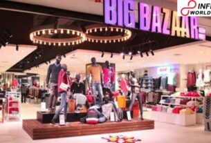 Big Bazaar intends to have 300 hypermarket stores in the next 75%