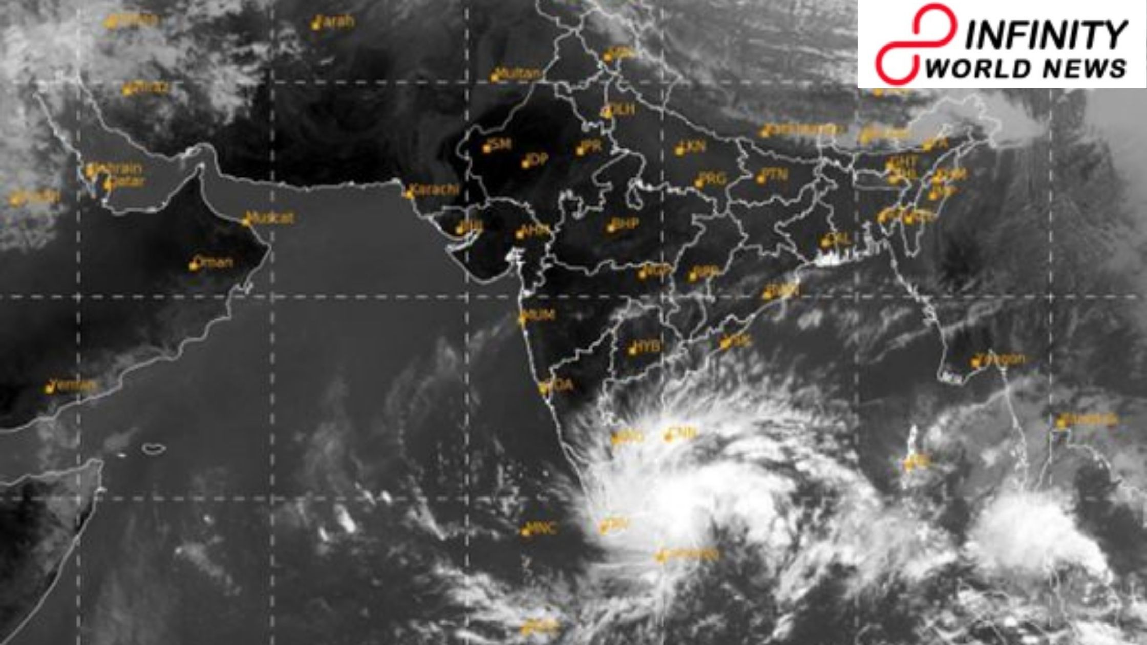 Cyclone Burevi Through Cross Indian Coast on Thursday Night; Red Warnings Remain for Tamil Nadu, Kerala