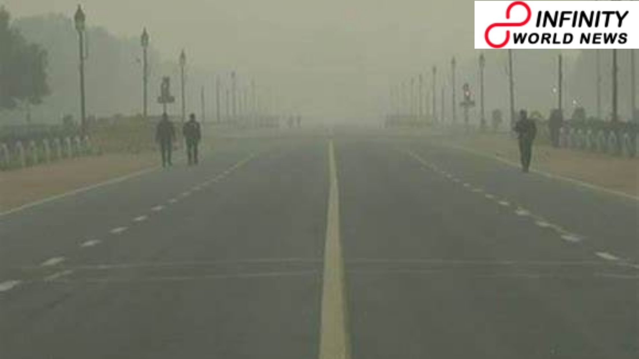 Delhi's Temperature Dips Distinctly as Air Quality Continues 'Moderate'; More Cold, Pollution Forecast This Week