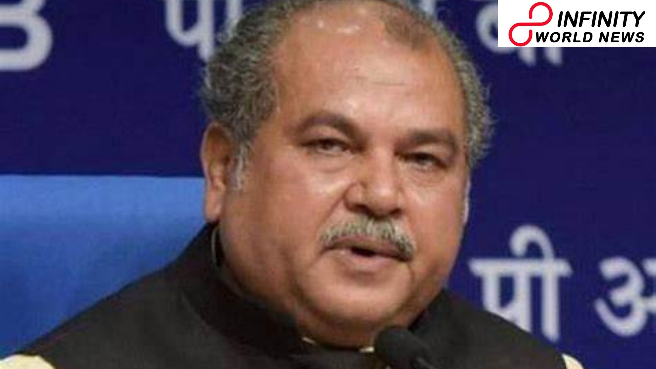 Farmers' dissent restricted to one state, rest in kindness, says Agriculture Minister Narendra Tomar