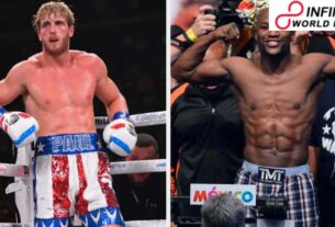 Floyd Mayweather to get on YouTuber Logan Paul in show session