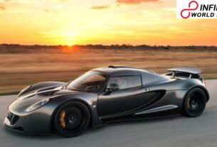 Hennessey Venom F5: A hypercar intended to establish new speed precedent
