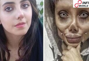 Iranian Teenager Who Morphed Her Photos to Lookalike 'Zombie' Angelina Jolie Condemned to 10 years in Jail