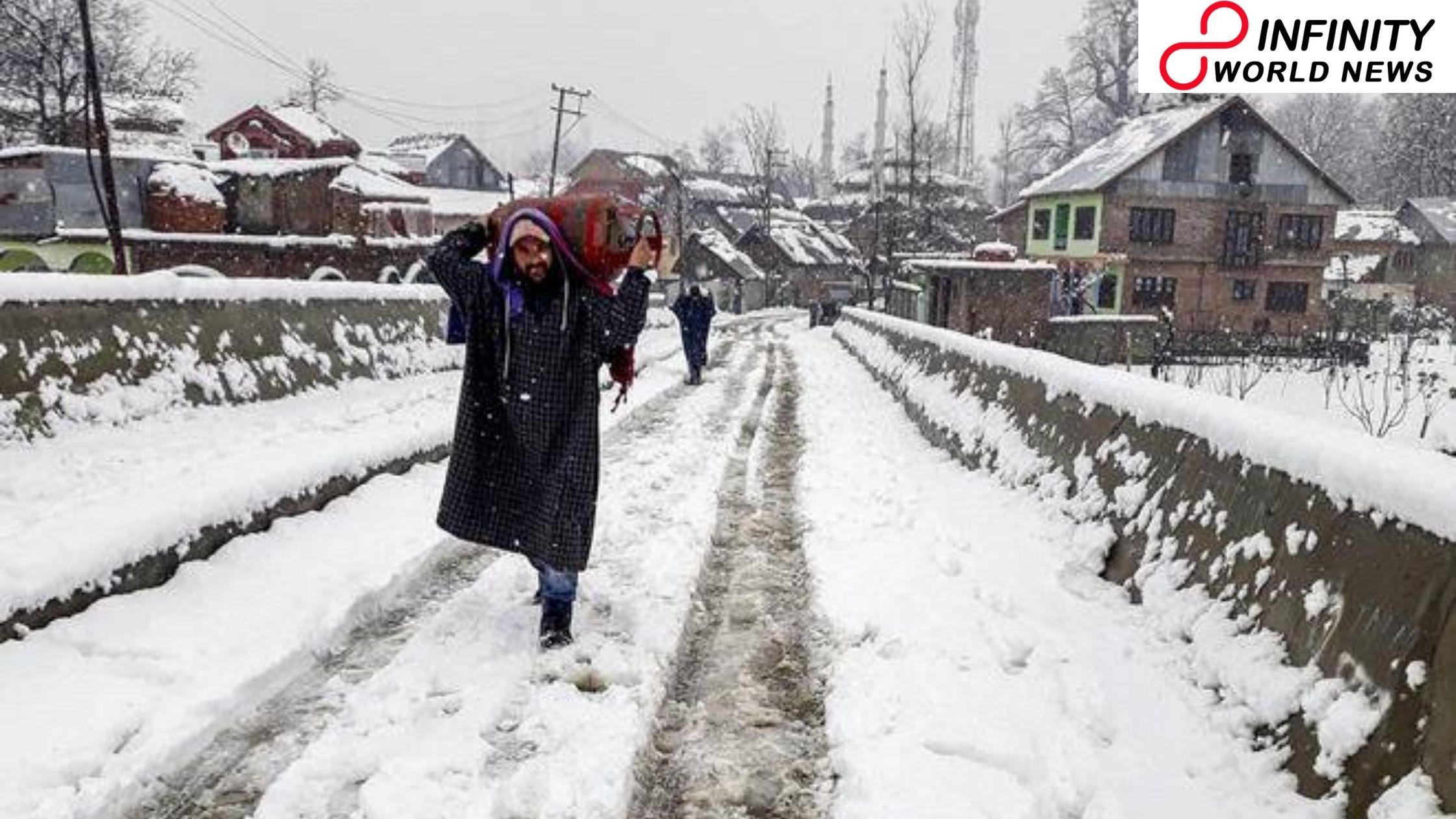 Jammu moreover Kashmir, Ladakh to Experience Isolated Snowfall; Isolated Rains to Visit Kerala